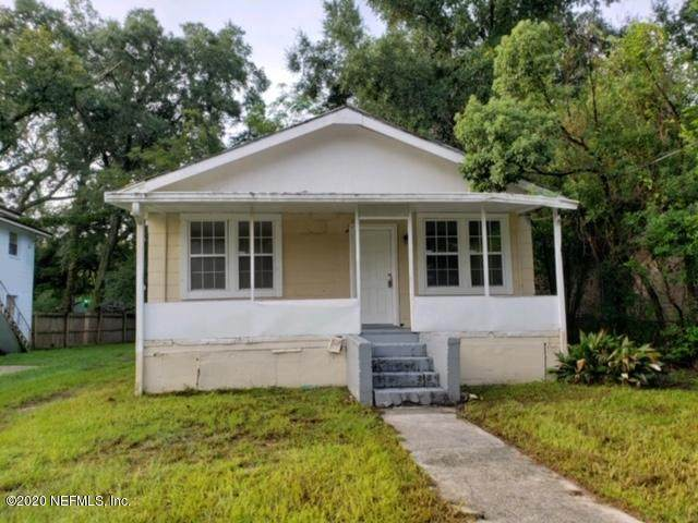 1630 W 36TH St, Jacksonville, FL 32209 (MLS #1073368) :: EXIT 1 Stop Realty