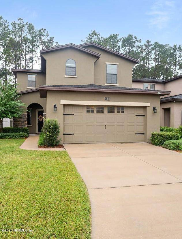 418 Forest Meadow Ln, Orange Park, FL 32065 (MLS #1077166) :: The Volen Group, Keller Williams Luxury International