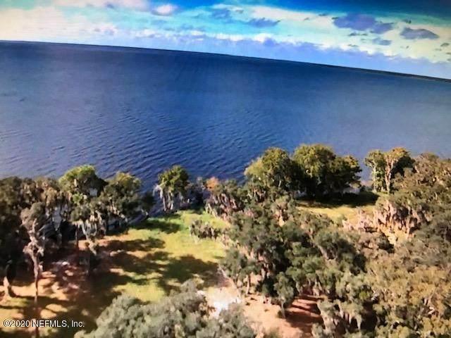 723 Harris Fish Camp Rd, Georgetown, FL 32139 (MLS #1080561) :: Engel & Völkers Jacksonville