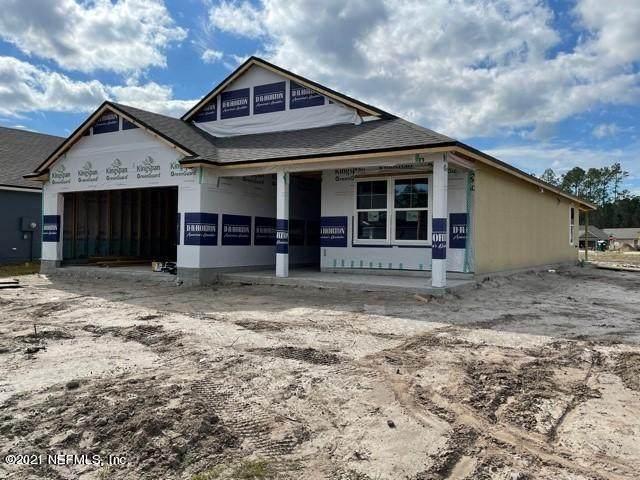 57 Egrets Landing Ln, St Augustine, FL 32095 (MLS #1086124) :: The Every Corner Team