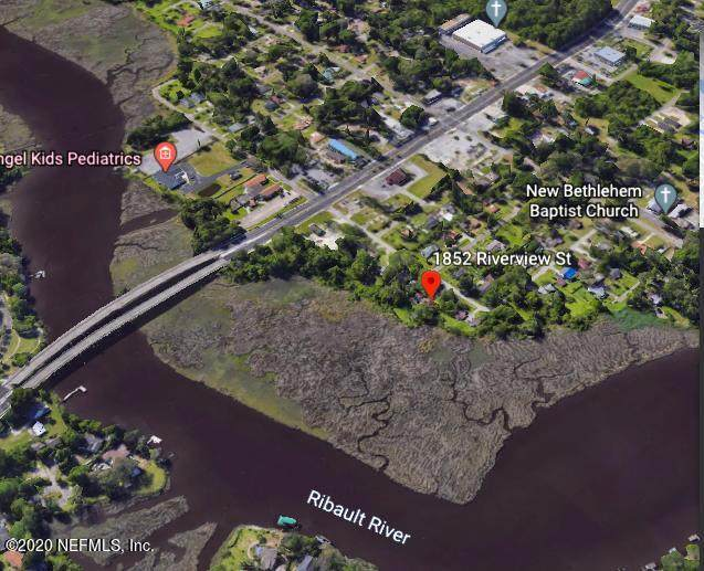 1852 Riverview St, Jacksonville, FL 32208 (MLS #1088475) :: The Newcomer Group