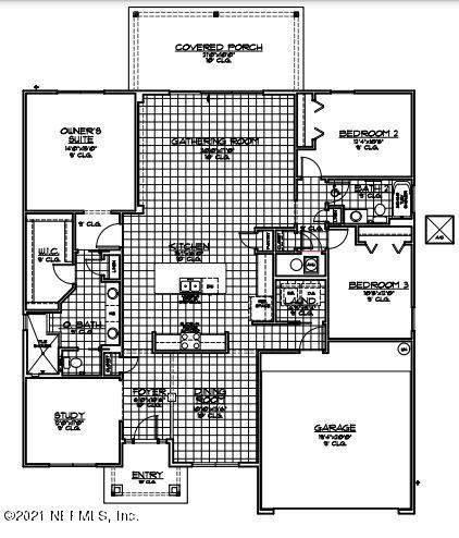 1608 Lewis Lake Ln #0090, Middleburg, FL 32068 (MLS #1092670) :: EXIT Real Estate Gallery