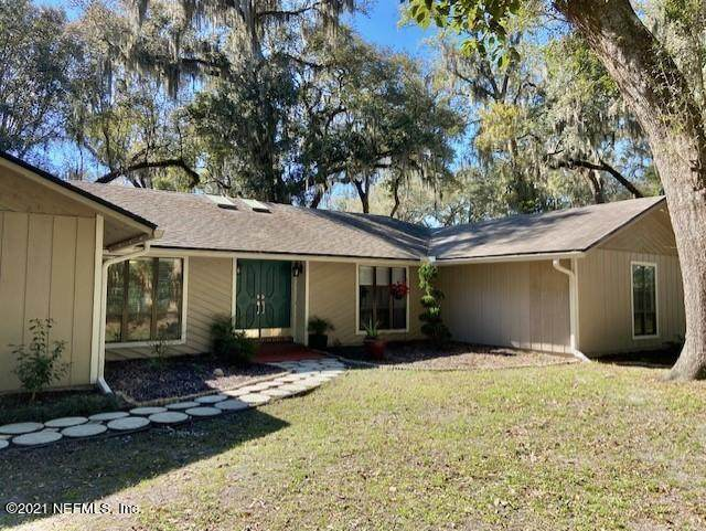 2929 Shady Dr, Jacksonville, FL 32257 (MLS #1096307) :: EXIT Real Estate Gallery