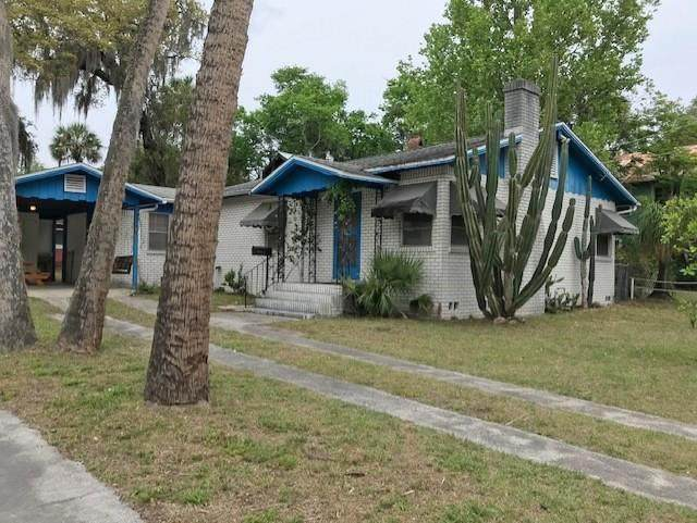 322 Emmett St, Palatka, FL 32177 (MLS #1105261) :: EXIT Real Estate Gallery