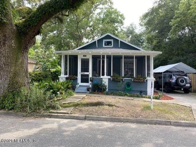1402 Rensselaer Ave, Jacksonville, FL 32205 (MLS #1114804) :: EXIT Real Estate Gallery