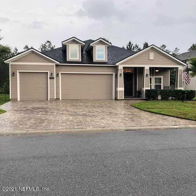 204 Balvenie Dr, St Johns, FL 32259 (MLS #1115432) :: Keller Williams Realty Atlantic Partners St. Augustine