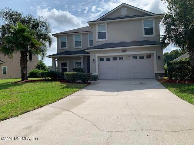 402 Allapattah Ave, St Augustine, FL 32092 (MLS #1121489) :: Olde Florida Realty Group