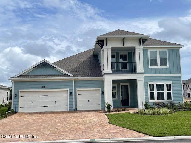 271 Azura Point, St Johns, FL 32259 (MLS #1123801) :: The Huffaker Group