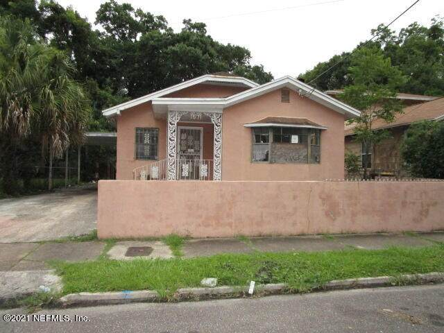 1571 W 7TH St, Jacksonville, FL 32209 (MLS #1129878) :: EXIT Real Estate Gallery