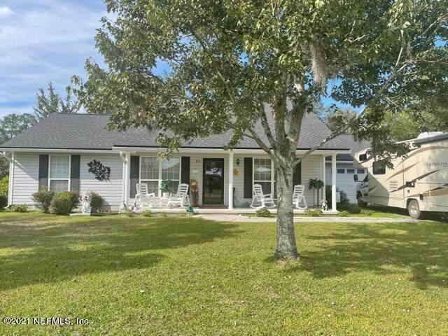 315 Minnesota Ave E, Macclenny, FL 32063 (MLS #1133826) :: Engel & Völkers Jacksonville