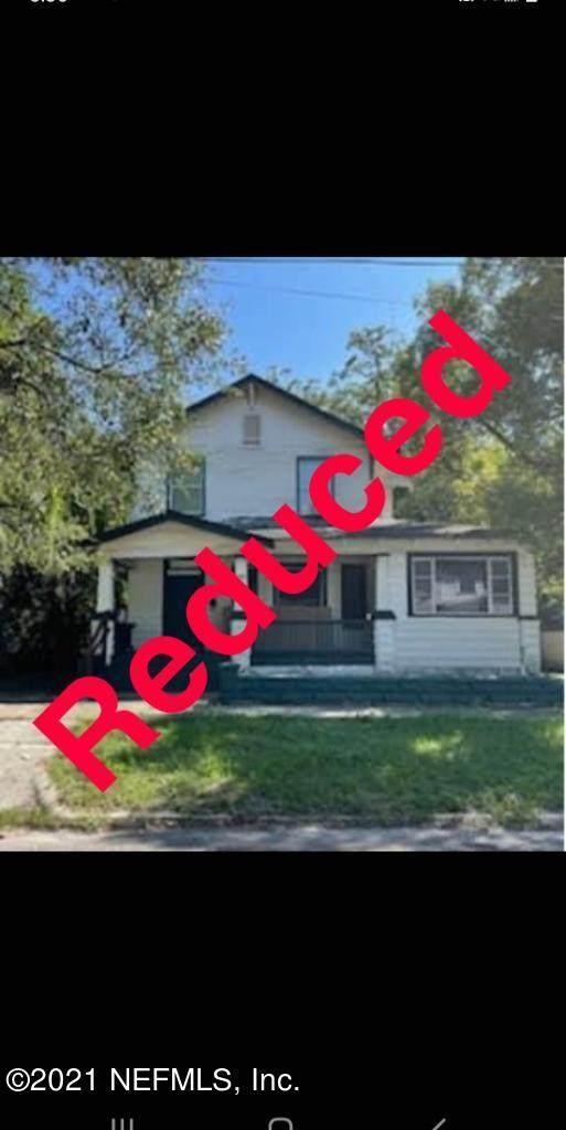 2911 Hubbard St, Jacksonville, FL 32206 (MLS #1134326) :: Bridge City Real Estate Co.