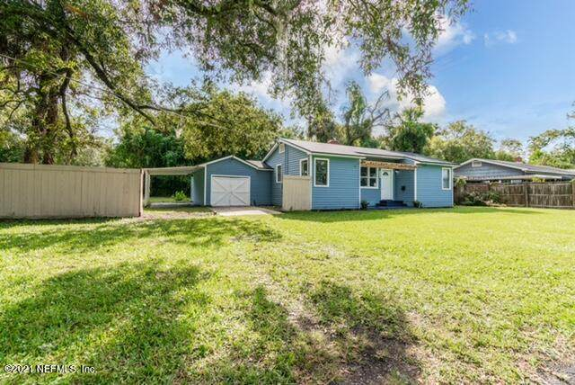 8254 E Concord Blvd W, Jacksonville, FL 32208 (MLS #1135581) :: The Volen Group, Keller Williams Luxury International