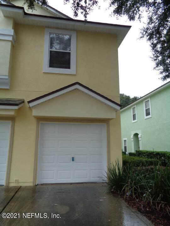 13840 Herons Landing Way #5, Jacksonville, FL 32224 (MLS #1137082) :: The Cotton Team 904