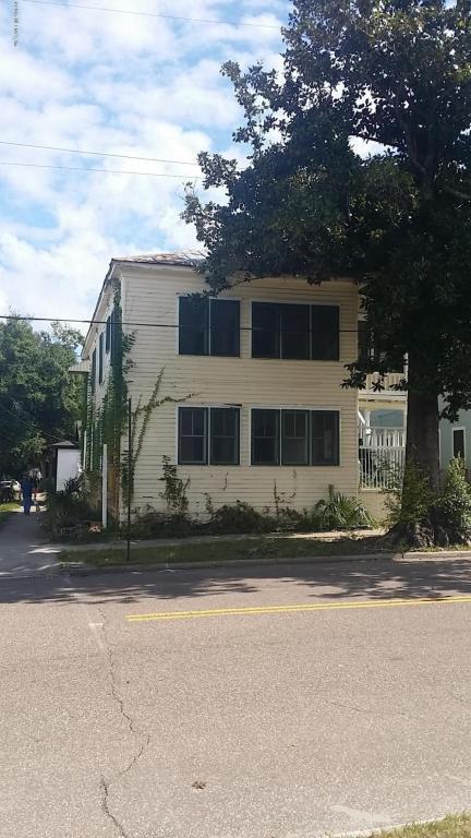 421 Washington St N, Jacksonville, FL 32202 (MLS #797671) :: EXIT Real Estate Gallery