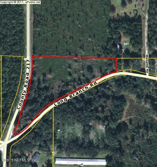 00 Cr-217, Maxville, FL 32234 (MLS #801843) :: EXIT Real Estate Gallery