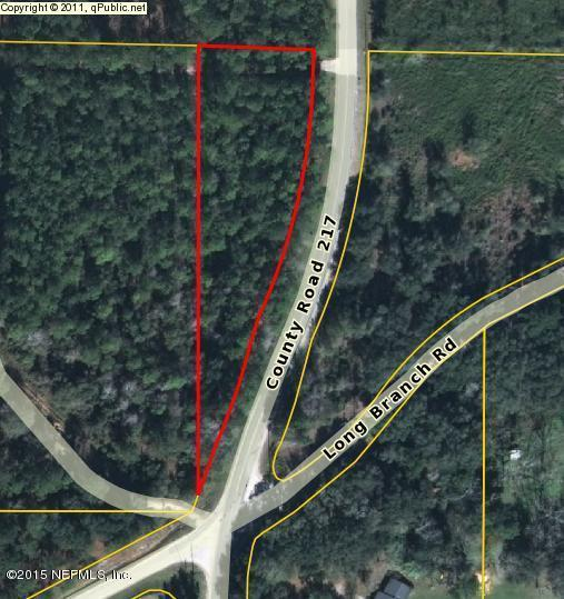 00 County Rd 217, Jacksonville, FL 32234 (MLS #801849) :: Jacksonville Realty & Financial Services, Inc.