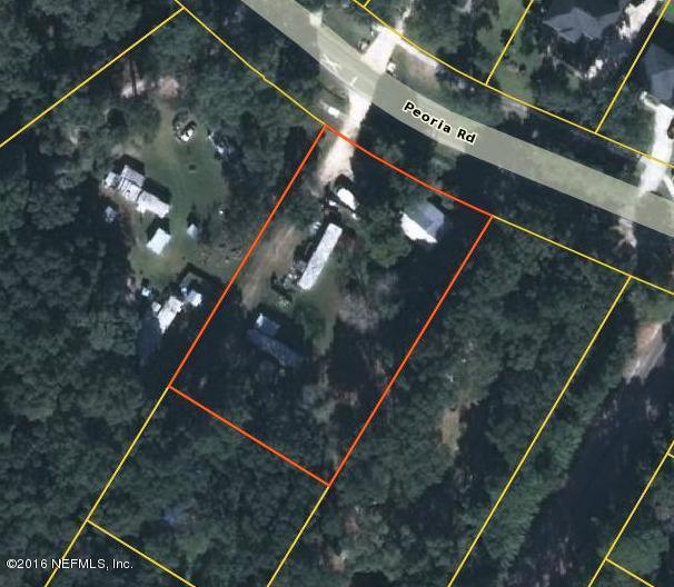 3102 Peoria Rd, Orange Park, FL 32065 (MLS #818189) :: EXIT Real Estate Gallery