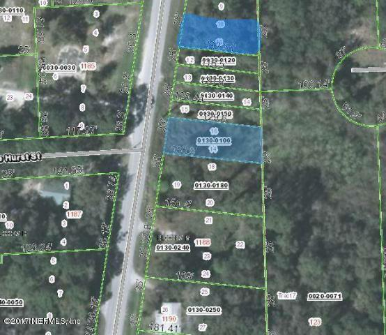 0 Old Highway 17 S, Crescent City, FL 32112 (MLS #847460) :: EXIT Real Estate Gallery