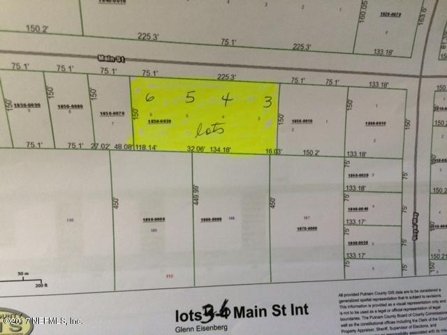 1307 Main St, Interlachen, FL 32148 (MLS #898301) :: St. Augustine Realty