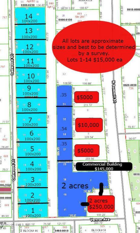 000 Summit-Vernon, Crescent City, FL 32112 (MLS #904712) :: The Hanley Home Team