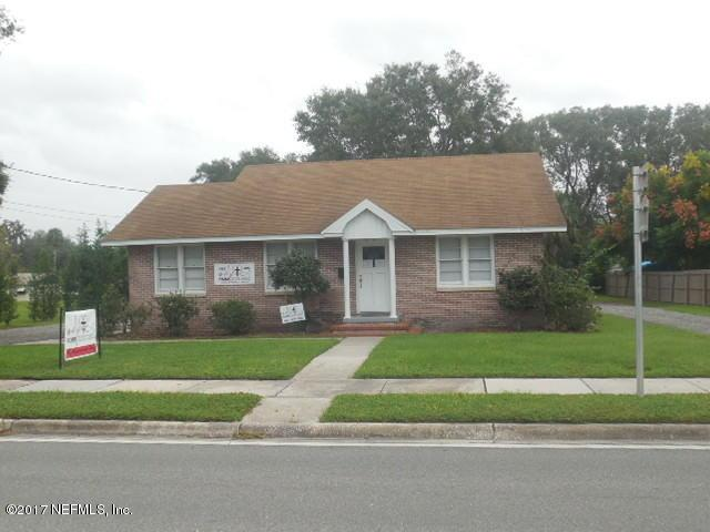 408 N Summit St, Crescent City, FL 32112 (MLS #905987) :: EXIT Real Estate Gallery