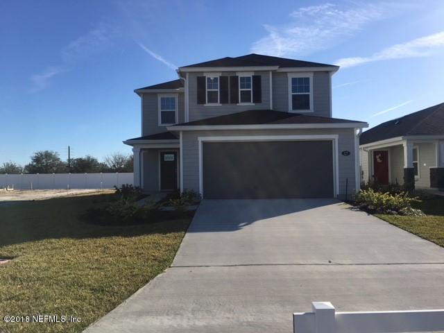 127 Bluejack Ln, St Augustine, FL 32095 (MLS #906386) :: EXIT Real Estate Gallery