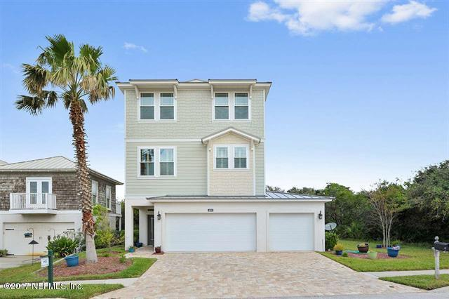 4555 Eden Bay Dr, St Augustine, FL 32084 (MLS #906481) :: EXIT Real Estate Gallery