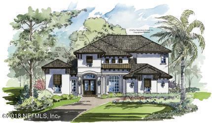 46 Sea Glass Way, Lot 2, Ponte Vedra Beach, FL 32082 (MLS #907799) :: Keller Williams Atlantic Partners