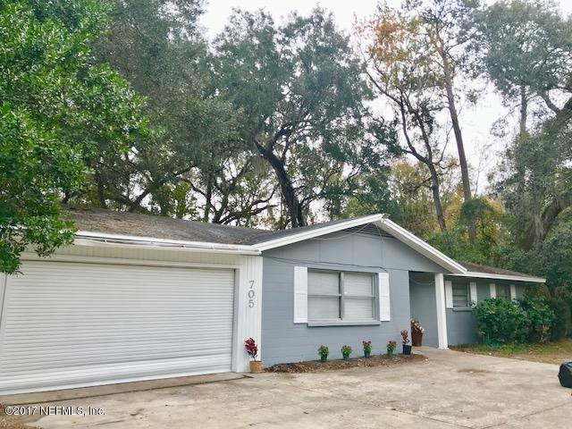 705 NW 34TH St, Gainesville, FL 32607 (MLS #911356) :: EXIT Real Estate Gallery