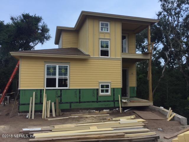 3416 1ST Ave, Fernandina Beach, FL 32034 (MLS #924055) :: Memory Hopkins Real Estate