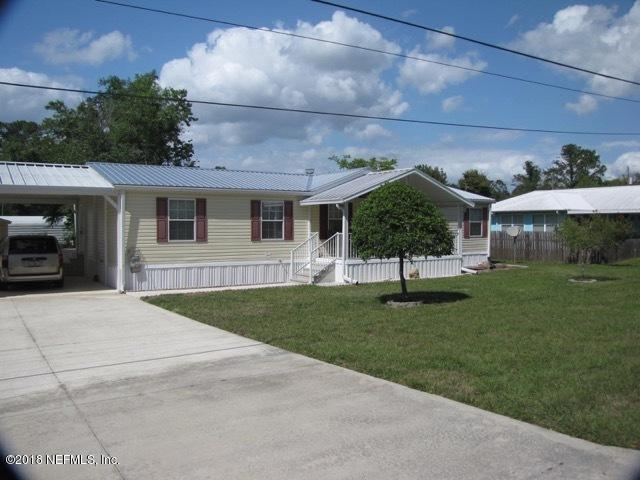 271 Sportsman Dr, Welaka, FL 32193 (MLS #924626) :: The Hanley Home Team