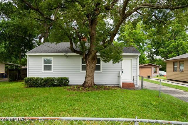 1387 Dakar St, Jacksonville, FL 32205 (MLS #929592) :: St. Augustine Realty