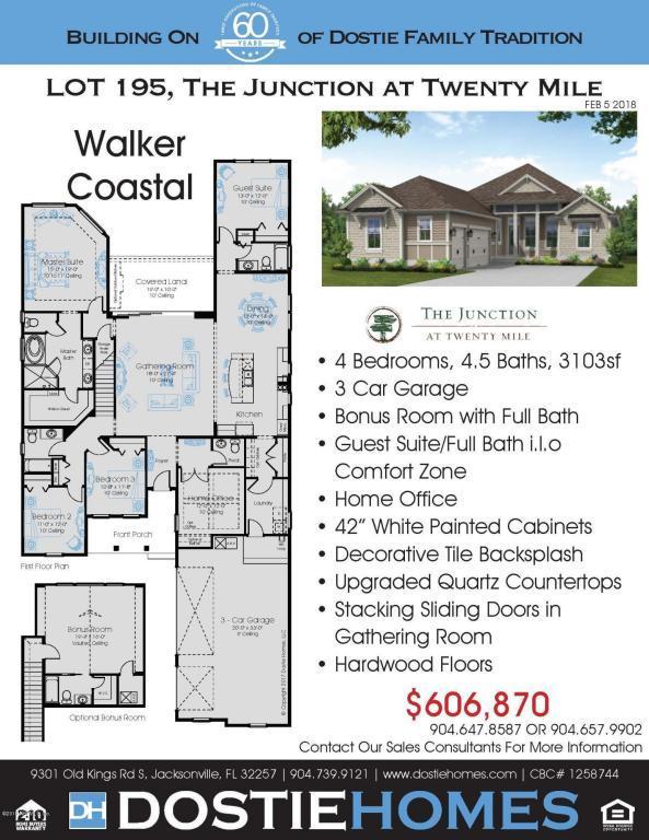 271 Deer Ridge Dr, Ponte Vedra, FL 32081 (MLS #932296) :: The Hanley Home Team