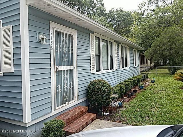 2456 Ellington Ave, Jacksonville, FL 32209 (MLS #932929) :: St. Augustine Realty