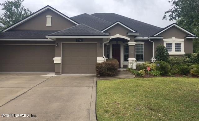 214 Worthington Pkwy, St Johns, FL 32259 (MLS #936757) :: EXIT Real Estate Gallery