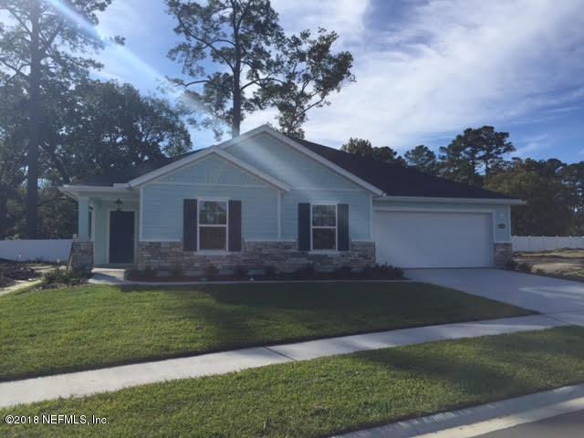 8208 Fouraker Forrest Rd, Jacksonville, FL 32226 (MLS #937327) :: Ancient City Real Estate