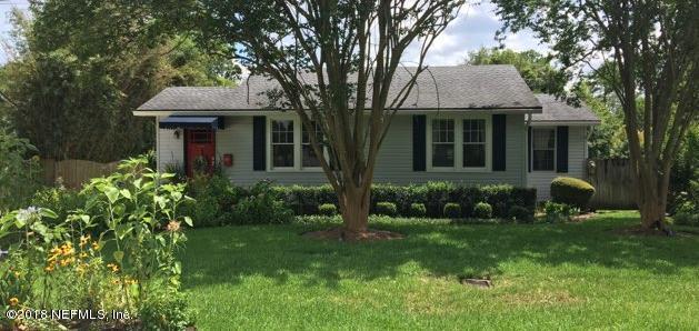 1606 Parkwood St, Jacksonville, FL 32207 (MLS #939915) :: EXIT Real Estate Gallery