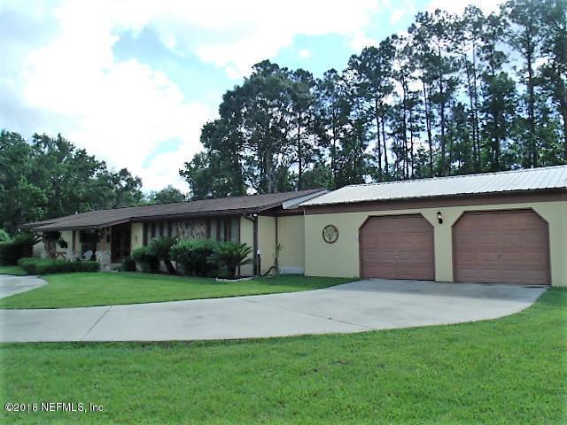 611 Plantation Dr, Middleburg, FL 32068 (MLS #942068) :: The Hanley Home Team
