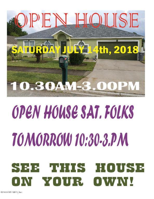 3441 Steelgate Ct, Middleburg, FL 32068 (MLS #942109) :: EXIT Real Estate Gallery