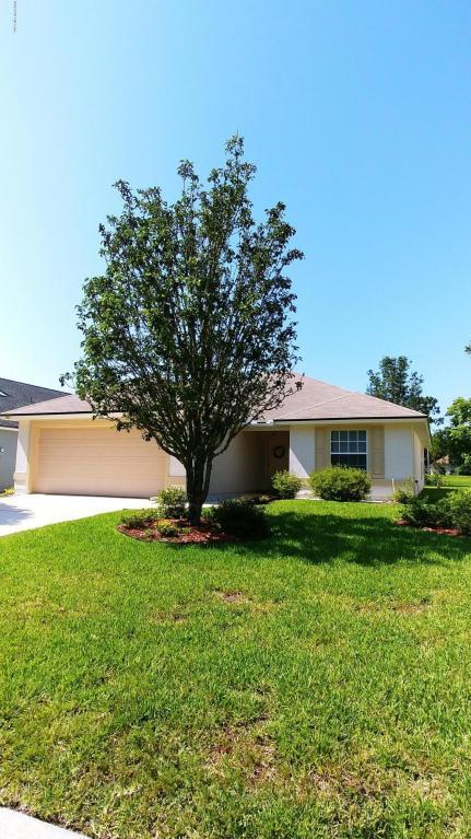 961 N Lilac Loop, Jacksonville, FL 32259 (MLS #942673) :: Perkins Realty