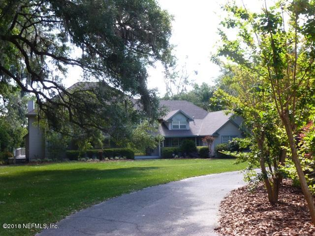 9719 County Road 1469, Earlton, FL 32631 (MLS #945441) :: EXIT Real Estate Gallery