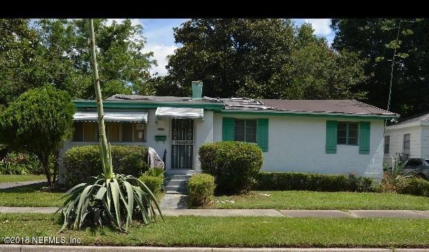 1725 W 17TH St, Jacksonville, FL 32209 (MLS #945883) :: EXIT Real Estate Gallery