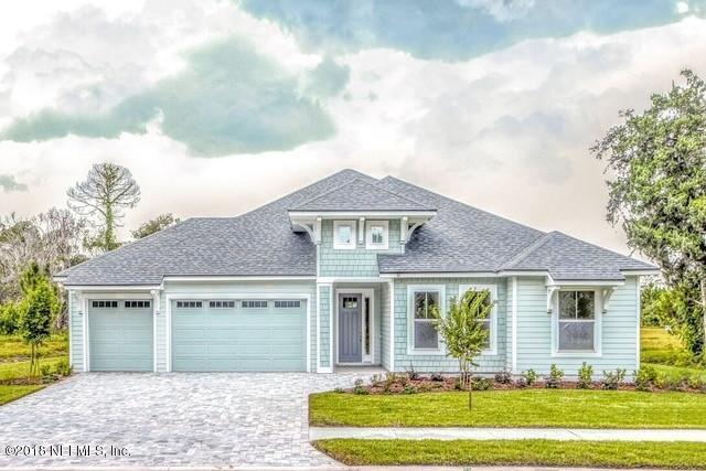 215 Firefly Trce, St Augustine, FL 32092 (MLS #946094) :: EXIT Real Estate Gallery