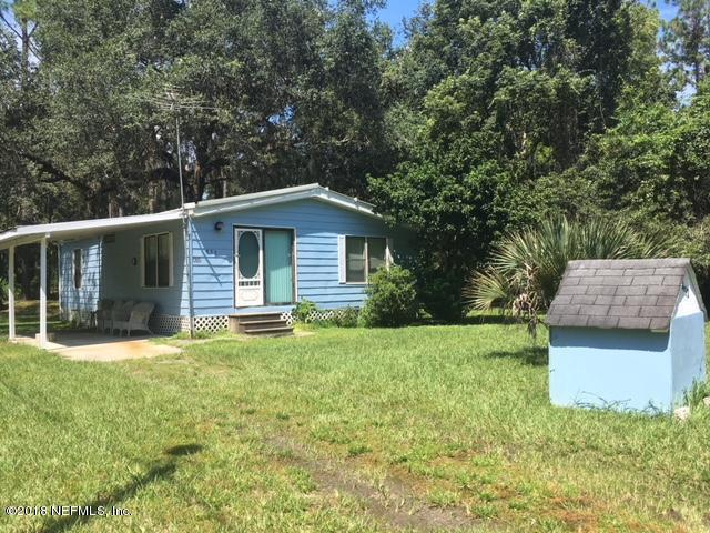 432 Rosewood St, Georgetown, FL 32139 (MLS #948555) :: EXIT Real Estate Gallery