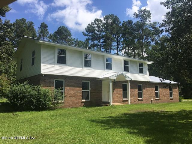 9380 Glenwood Dr, Glen St. Mary, FL 32040 (MLS #949971) :: Berkshire Hathaway HomeServices Chaplin Williams Realty