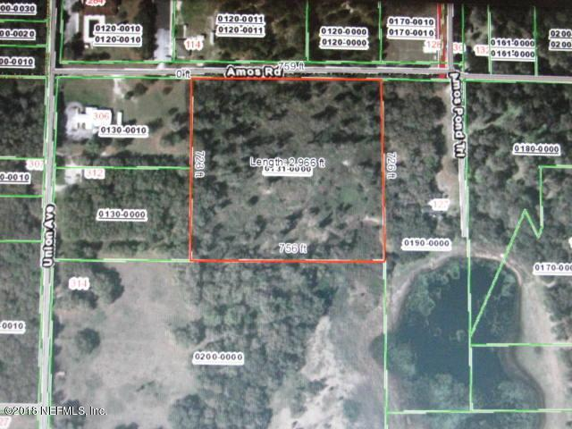 119 Amos Rd, Crescent City, FL 32112 (MLS #950599) :: EXIT Real Estate Gallery