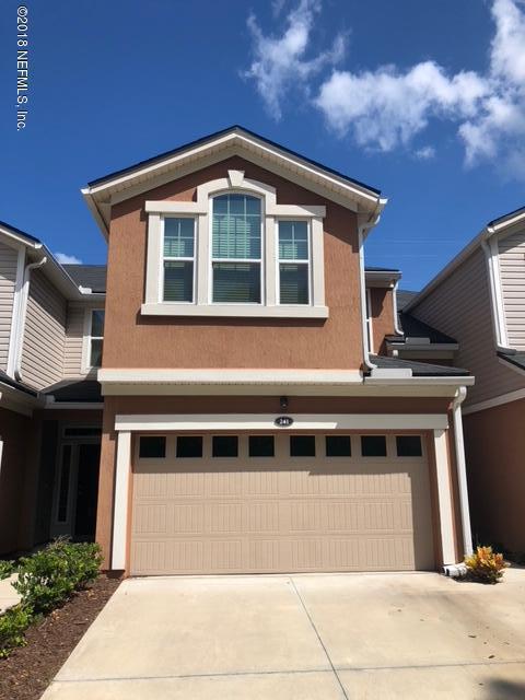 241 Adelanto Ave, St Augustine, FL 32092 (MLS #952800) :: Memory Hopkins Real Estate
