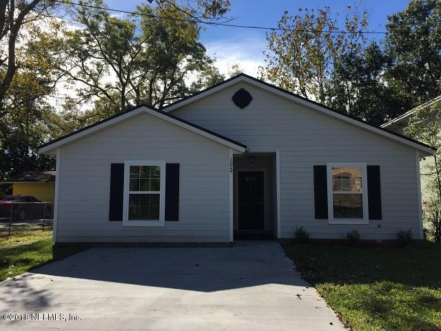 1024 W 23RD St, Jacksonville, FL 32209 (MLS #954917) :: The Hanley Home Team