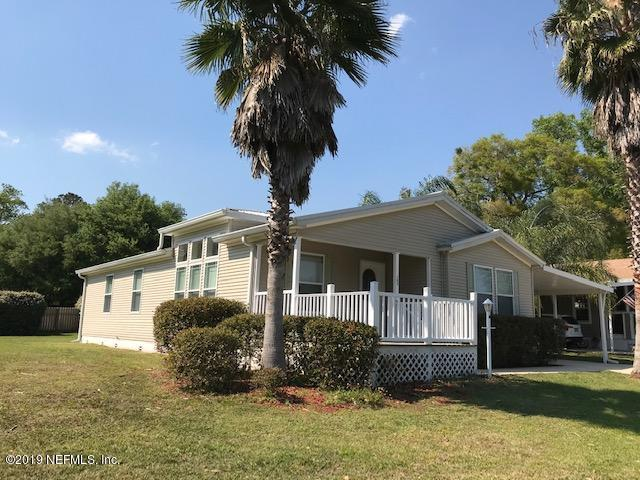 103 Pine Lake Dr, Satsuma, FL 32189 (MLS #959530) :: Florida Homes Realty & Mortgage