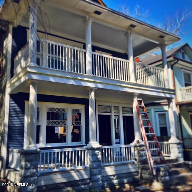 1714 N Market St, Jacksonville, FL 32206 (MLS #960122) :: EXIT Real Estate Gallery